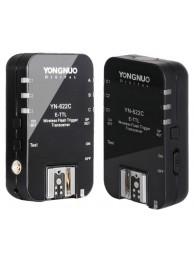 Yongnuo YN 622C II SET Transceivere E-TTL pentru Canon